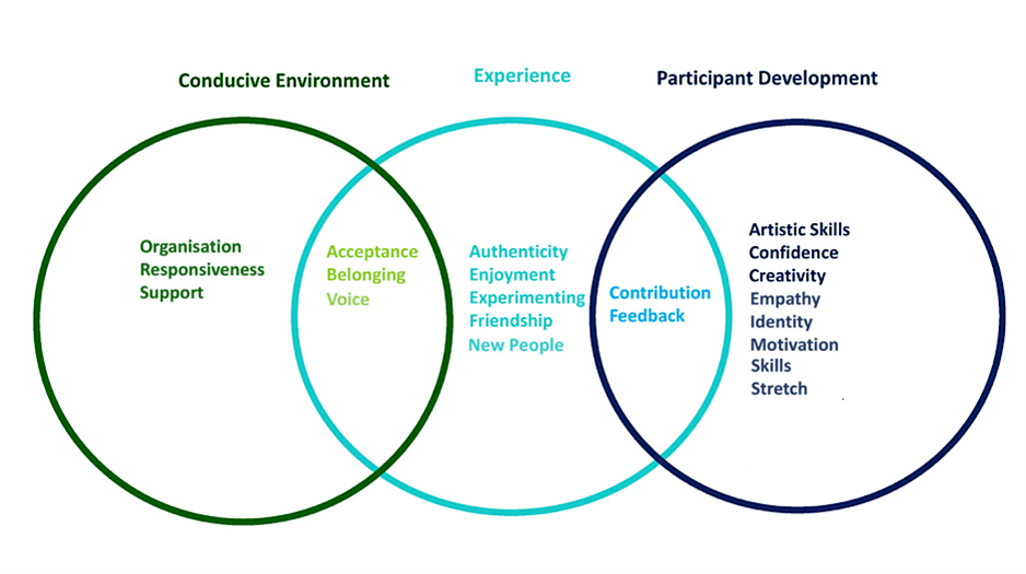 Figure 1: Impact & Insight Toolkit Participatory Dimensions